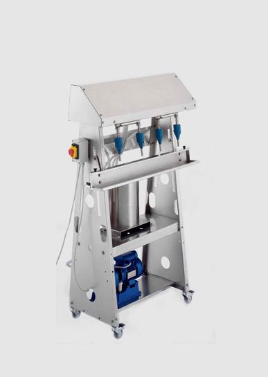 Elnova Semi Automatic Fillers